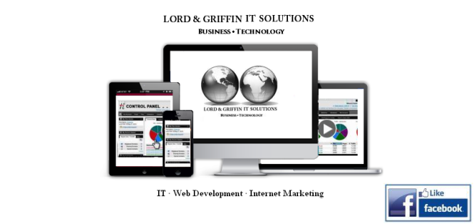 Like Lord & Griffin IT Solutions on Facebook