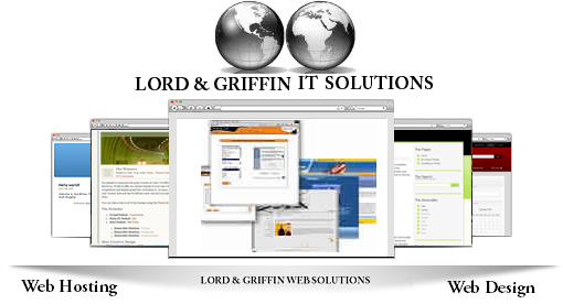 Lord & Griffin IT Solutions - Lord & Griffin Web Solutions - Web Design