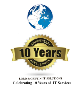 Lord & Griffin IT Solutions - Lord & Griffin Web Solutions - 10 Yrs Of Service
