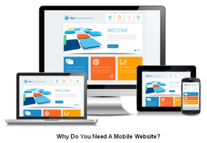Why Do You Need A Mobile Website - Responsive Design