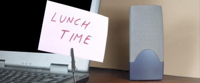 Your PC is officially out to lunch